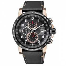 Reloj Citizen Eco-drive radiocontrol H800 Sport AT8126-02E.
